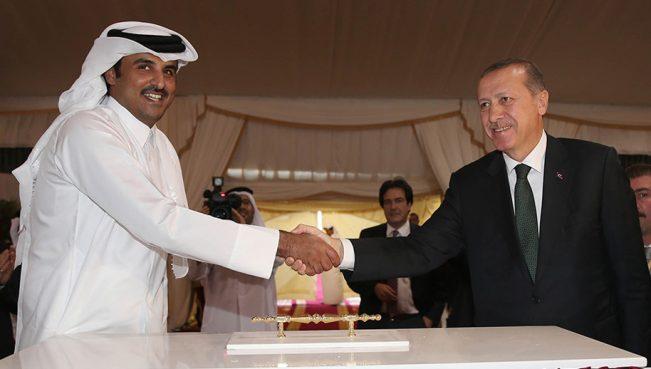 Турецкий депутат: «Катар всегда может рассчитывать на поддержку Турции»