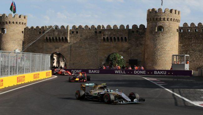 Завершился первый заезд на Гран-при Азербайджана «Формулы-1»