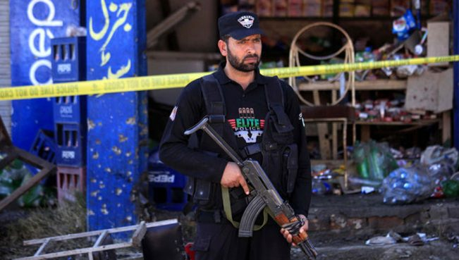 В Пакистане произошел ряд терактов, десятки погибших