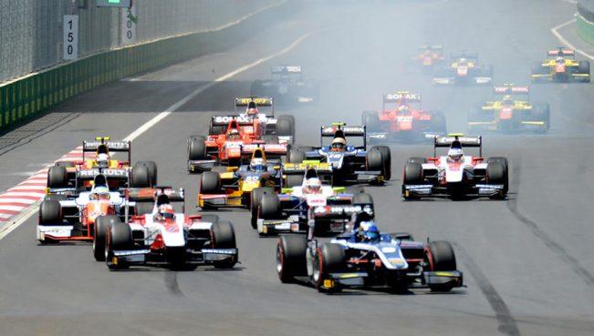 Завершился второй заезд Гран-при Азербайджана «Формулы-1»