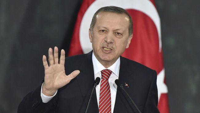 Эрдоган:«Мы ставим крест на играх в Сирии»