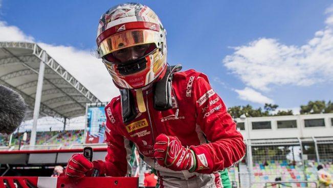 Определились победители первой гонки в классе FIA Formula-2