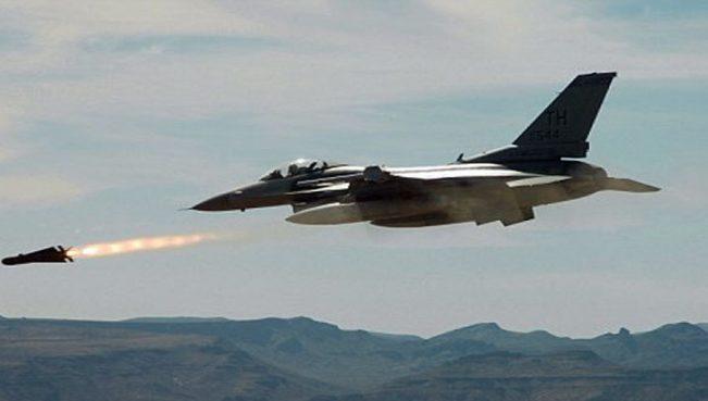 ВВС Израиля нанесли удар посирийской армии врайоне Голанских высот