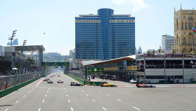 Определился победитель второй гонки ФИА Формула-2 в Баку