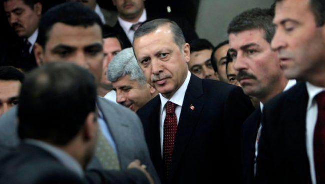 Германия запретила охранникам Эрдогана приезжать на саммит G20