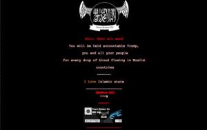Хакеры ИГИЛ взломали сайты правительства США
