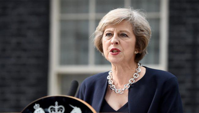 Мэй предлагает гражданам ЕС после Brexit статус поселенца