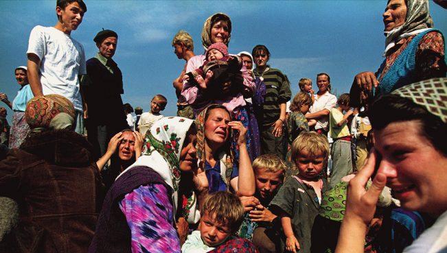 Нидерланды виновны в гибели боснийских мусульман в Сребренице