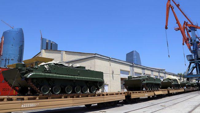 Российский военный эксперт: «Вооружение, купленное Азербайджаном у России, носит оборонительный характер»