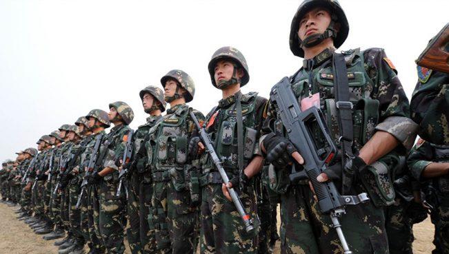 КНР  обвинил Индию в несоблюдении  границы