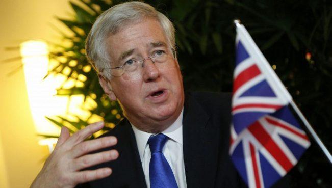 Великобритания готова отвечать авиаударами на кибератаки