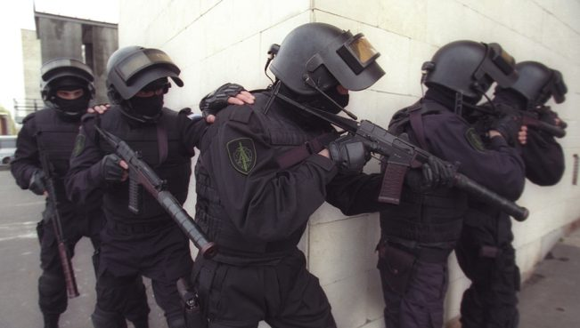 Спецслужбы Киргизии задержали боевиков, готовивших теракты у границы — ФОТО