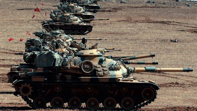 Турция договорилась с Россией о новом наступлении в Сирии