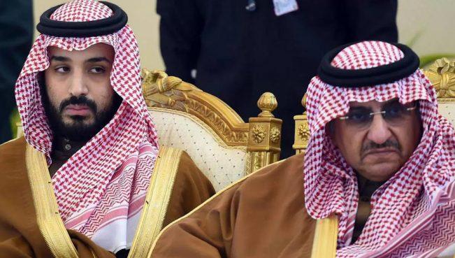 Законный наследник саудовского престола находится под домашним арестом