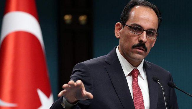 Калын: Не стоит жертвовать многолетней дружбой Турции и Германии ради мимолетных интересов