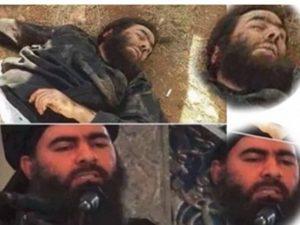 Опубликовано фото убитого аль-Багдади