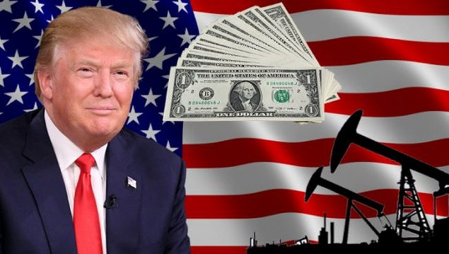 Трамп объявил о новой программе по добыче нефти и газа у берегов США