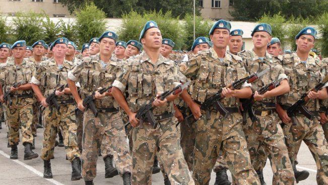 МИД РФ: «Россия не уговаривает Казахстан и Кыргызстан отправлять войска в Сирию»