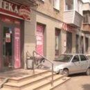 В Рязани «ВАЗ» врезался в жилой дом