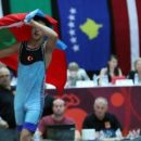 Турецкий борец поднял флаг Азербайджана после победы над армянином – ВИДЕО