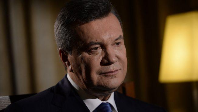 Янукович: «Я бы очень хотел, чтобы Крым вернулся в состав Украины»