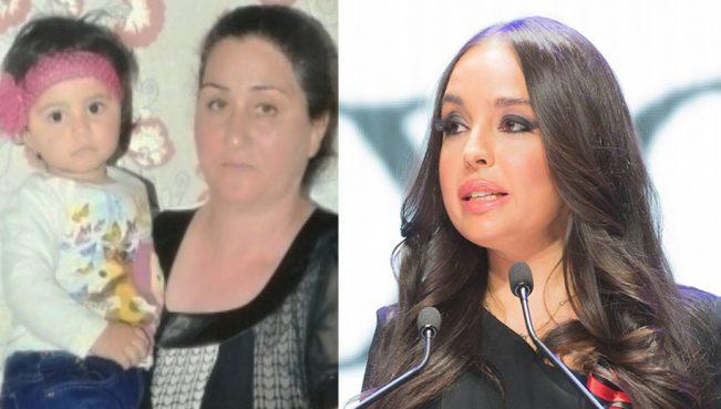 Лейла Алиева: «За что тебя, скажи, убили? — ФОТО