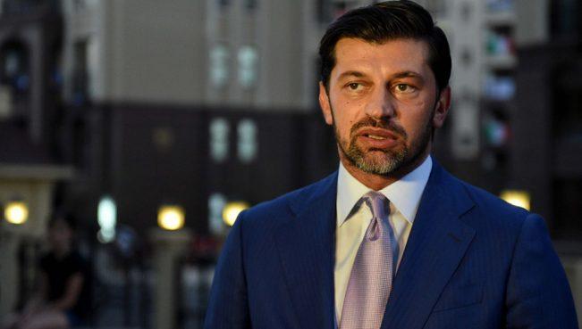 Каладзе ушел в отставку, чтобы побороться за пост мэра Тбилиси
