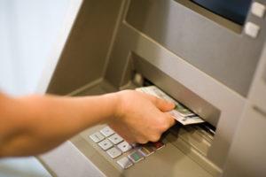 Жителя Дорогобужа задержали по подозрению в краже денег из банкомата