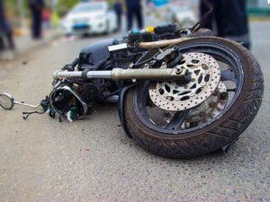 В Набережных Челнах «КамАЗ» протаранил пенсионера на мотоцикле