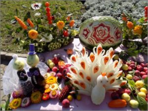 В Октябрьском районе пройдет ярмарка цветов