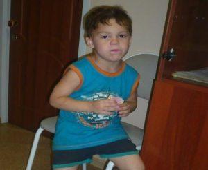 Полиция города Железногорск просит откликнутся родителей найденного мальчика