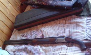 Приставы Мордовии арестовали у должника огнестрельное оружие