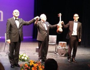 Народный артист Азербайджана покорил канадскую публику – ФОТО