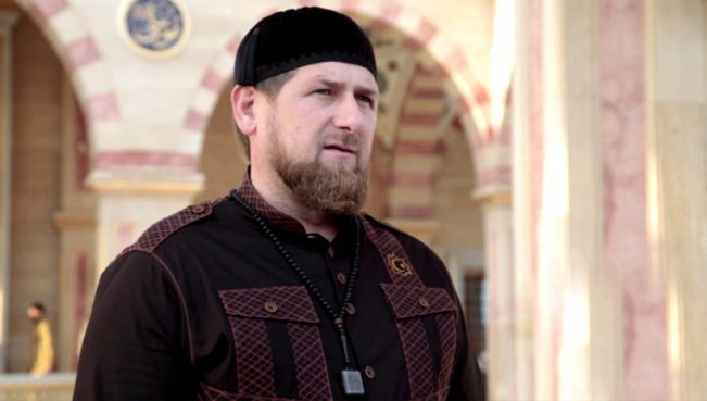 Кадыров отправил в Иерусалим своего представителя