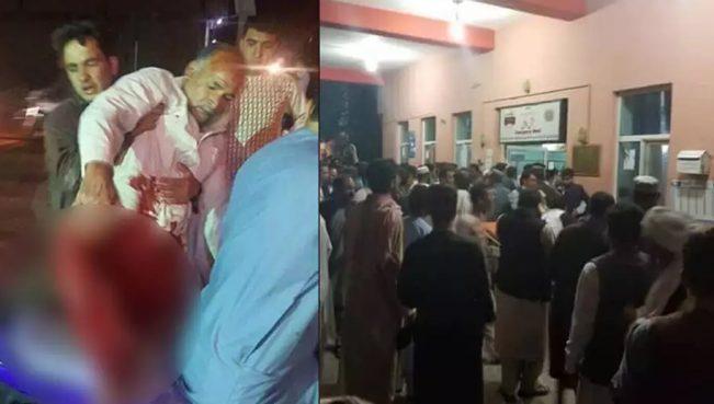 В Афганистане прогремел взрыв в мечети: 29 погибли, 64 ранены