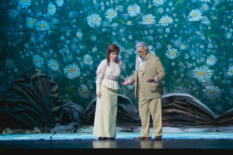 Знаменитая «Травиата» на казахстанской сцене – ФОТО