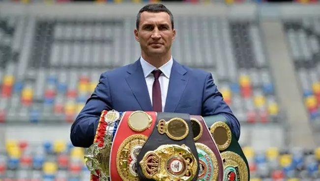 Владимир Кличко завершил боксерскую карьеру — ВИДЕО