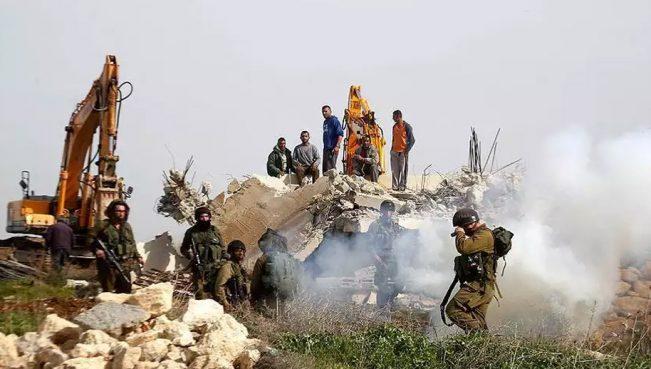 Израиль продолжает строительство еврейских поселений