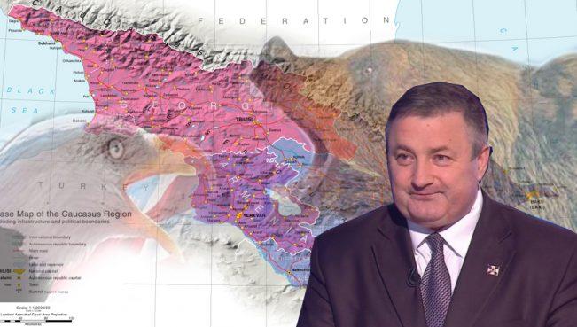 Российский военный эксперт: «США на Южном Кавказе будут воевать исключительно руками грузин» – ИНТЕРВЬЮ