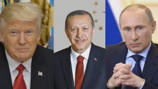 Чем закончится опасная политическая игра Эрдогана? — ИНТЕРВЬЮ