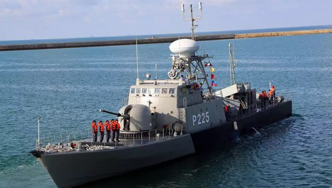 Азербайджанские моряки показали свои умения – ВИДЕО