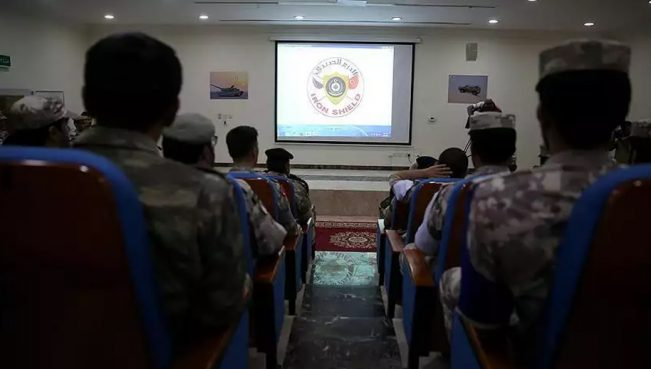 Катар иТурция проводят общие учения