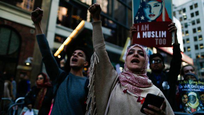 Мусульмане в США считают, что подвергаются дискриминации — ОПРОС
