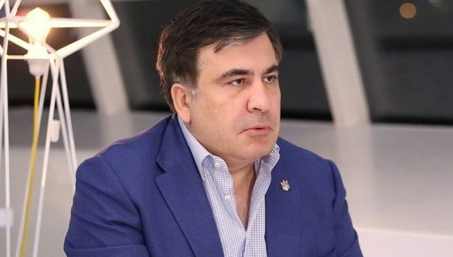 Саакашвили о российском вторжении в Грузию