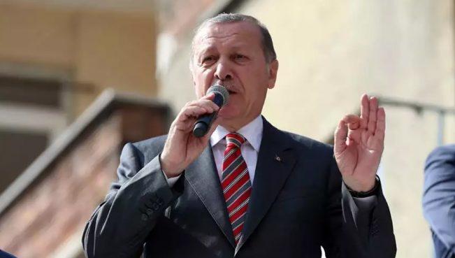 Эрдоган: Действия Берлина ничего не значат для Анкары