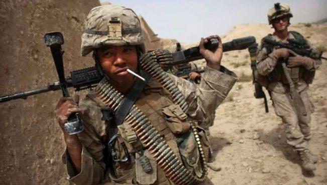 США cоздают военную базу в Ираке