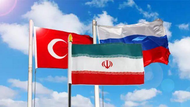 Иран, Турция и РФ будут совместно добывать нефть игаз