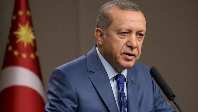 Эрдоган ждет  улучшения отношений сГерманией после выборов вбундестаг