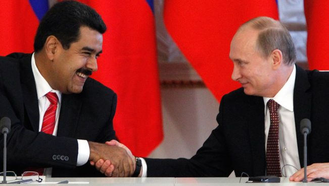 Нефтекомпания Венесуэлы тайно ведет переговоры с«Роснефтью»
