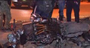 ДТП с участием мотоциклиста произошло в Дзержинске